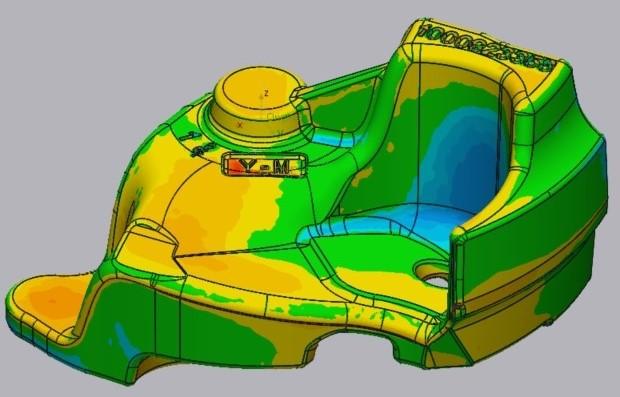 Caméra 3D Solutionix C500