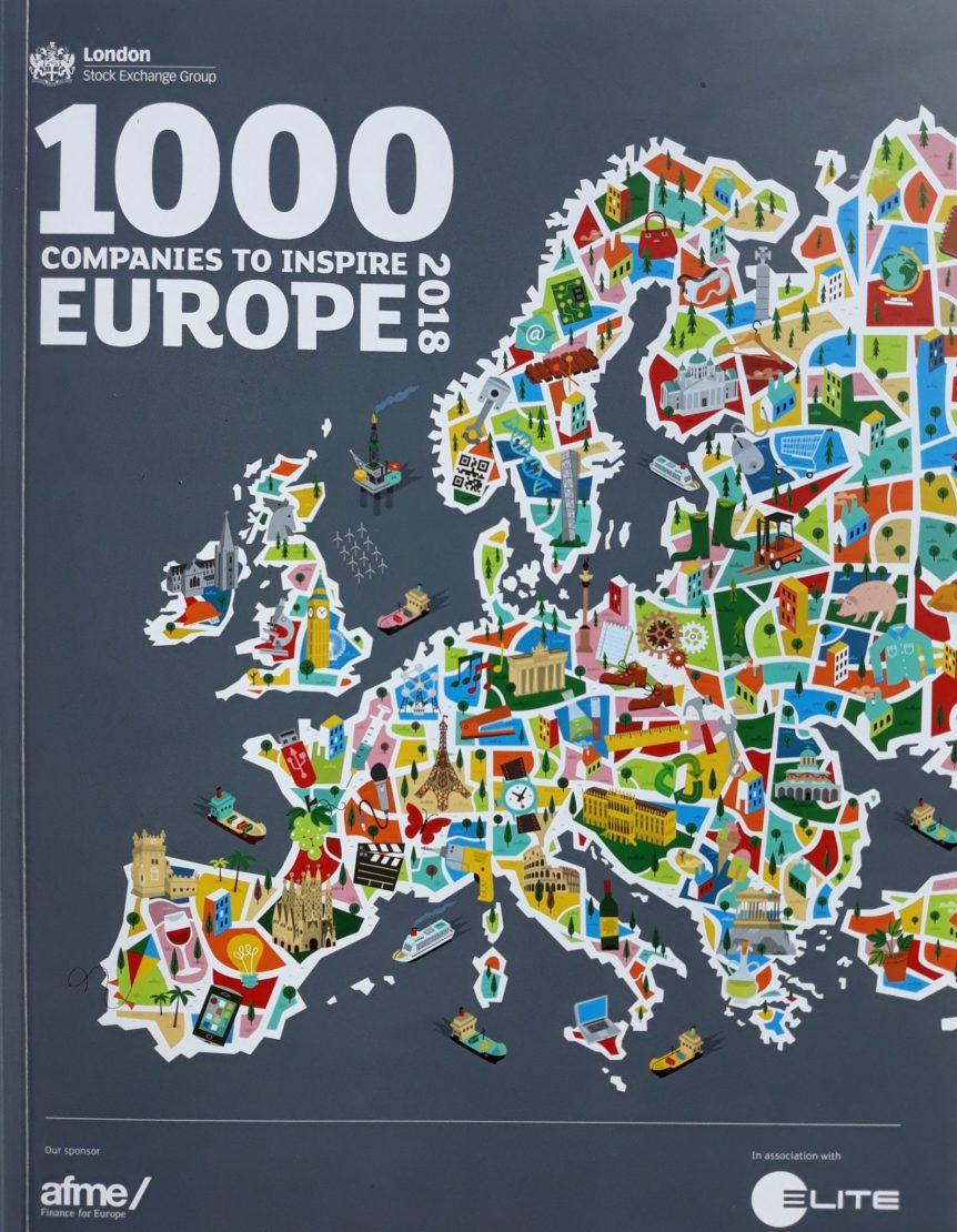 1000 companies - bronze alu